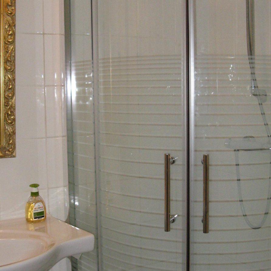Chalet Solneige badkamer