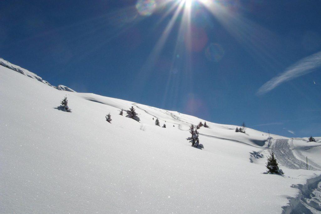 Winterarrangement: Skivakantie à-la-carte