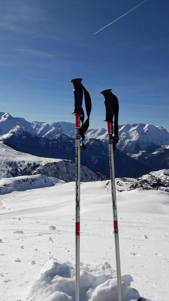 Skien Vaujany Alpe dHuez
