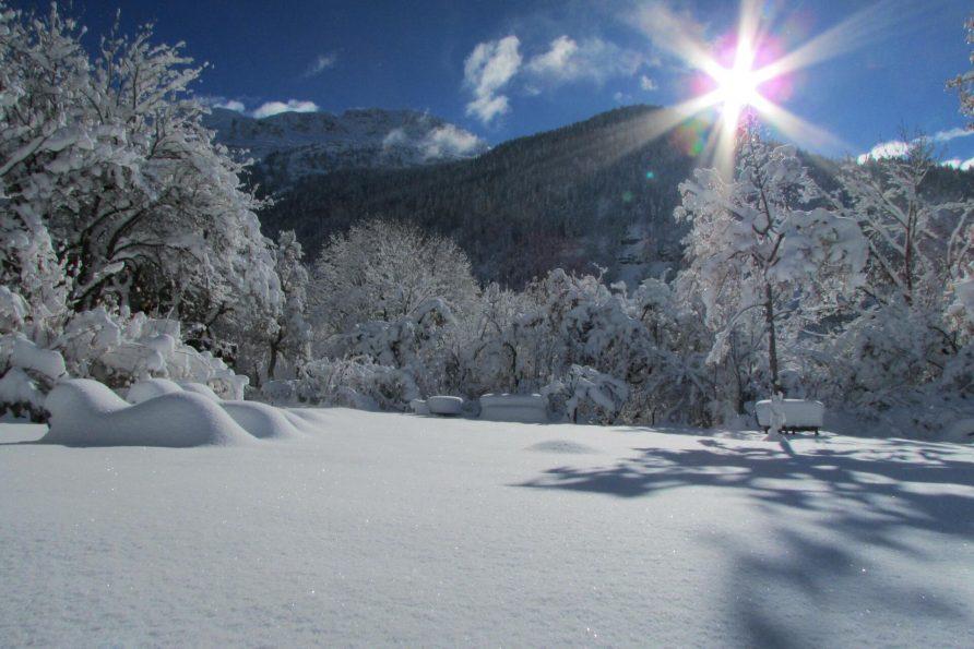 Winterarrangement: Skivakantie All-in